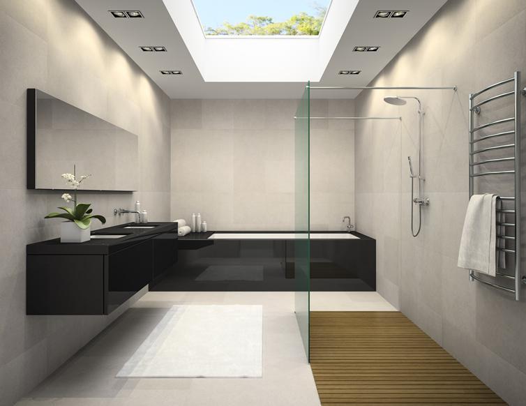 натяжные потолки с фотопечатью в ванную